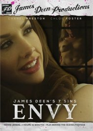 James Deen's 7 Sins: Envy 4K HD porn video from James Deen Productions.