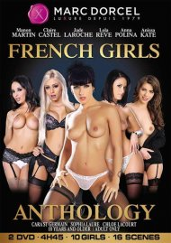 French Girls Anthology Porn Movie