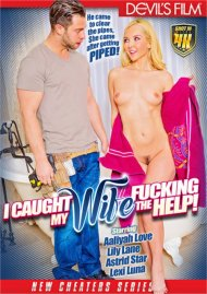 I Caught My Wife Fucking The Help! Porn Movie