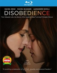 Disobedience Blu-ray Movie