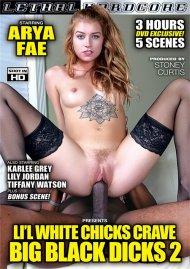 Little White Chicks Crave Big Black Dicks 2 Movie