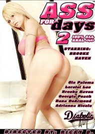 Ass for Days 2 Porn Movie