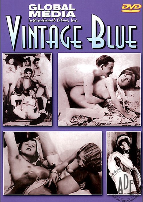 Vintage Blue  Adult Dvd Empire-1204
