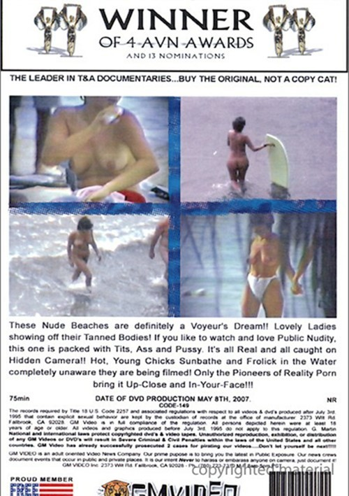 World nude beaches