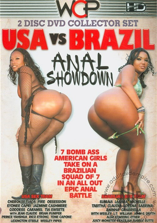 brazilian movies xxx - USA Vs Brazil Anal Showdown