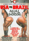 USA Vs Brazil Anal Showdown Boxcover