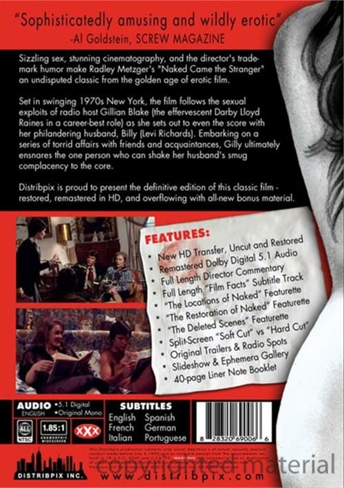 Back cover of Naked Came The Stranger