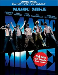 Magic Mike (Blu-ray + DVD + UltraViolet) Blu-ray Movie