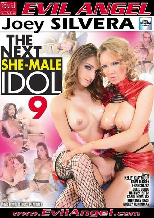 Joey Silveras The Next She-Male Idol 9