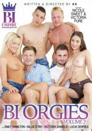 Bi Orgies Vol. 2 Porn Movie