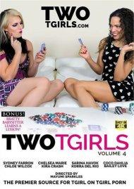 Two TGirls Vol. 4 4K HD DVD porn movie from Two TGirls.