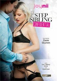 Step Sibling Confidential HD porn video from JoyMii.