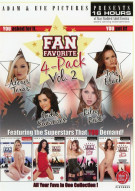 Fan Favorite 4 Pack Vol. 2 Porn Movie