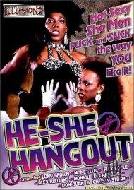 He-She Hangout Porn Movie