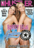 Barely Legal Lesbian All Stars Porn Movie