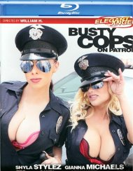 Busty Cops On Patrol Blu-ray Movie