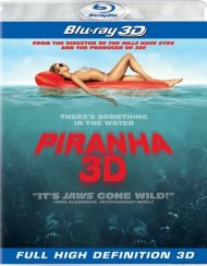 Piranha 3D (Blu-ray 3D) Blu-ray Movie