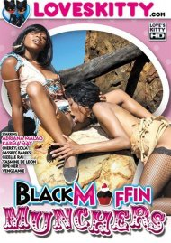 Black Muffin Munchers Porn Movie