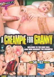 Creampie For Granny, A Porn Movie