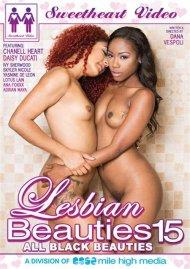 Lesbian Beauties Vol. 15: All Black Porn Movie