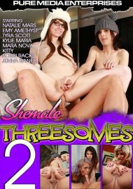Shemale Threesomes 2 Porn Video