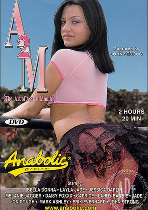 A2M #1: The Art of Ass to Mouth
