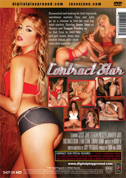 Back cover of Contract Star