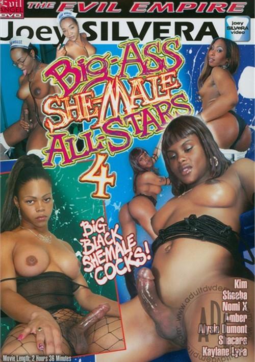 Big ass shemale all stars