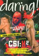 CSI: X 2 Porn Video