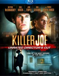 Killer Joe: Unrated Directors Cut Blu-ray Movie