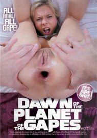 Dawn Of The Planet Of The Gapes  Porn Video
