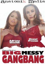 Big Messy Gangbang  porn DVD from Anatomik Media.