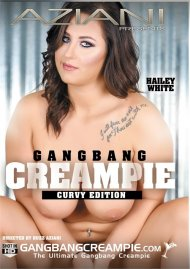 Gangbang Creampie: Curvy Edition HD porn video from Aziani.