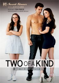 Two Of A Kind DVD porn movie from Sweet Sinner.