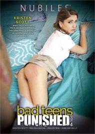 Bad Teens Punished Vol. 4 Movie