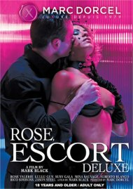 Rose, Escort Deluxe 4K HD porn video from Marc Dorcel.