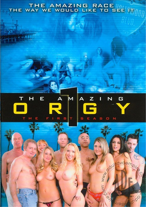 Amazing Orgy, The: Season 1