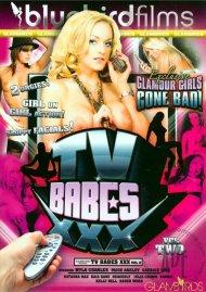 TV Babes XXX Vol. 2 Movie