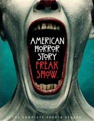 American Horror Story: Freak Show Blu-ray Movie