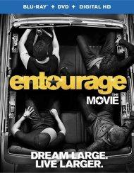 Entourage: The Movie (Blu-ray + DVD + UltraViolet) Blu-ray Movie