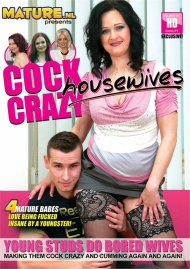 Cock Crazy Housewives Porn Video