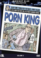 Midnight Blue: Volume 5 - Porn King Porn Movie