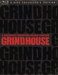 Grindhouse: 2 Disc Collectors Edition Blu-ray Movie