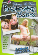 Young & Fresh Backyard Babes Porn Movie