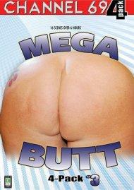 Mega Butt 4-Pack #3 Porn Movie