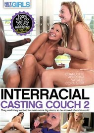Interracial Casting Couch 2 Porn Movie