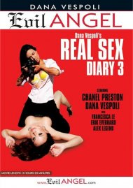 Dana Vespolis Real Sex Diary 3 Porn Movie
