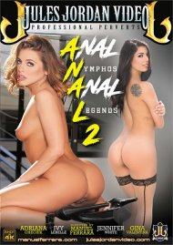 Anal Nymphos Anal Legends 2 Porn Movie