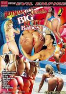 Buttmans Favorite Big Butt Babes #2 Porn Movie