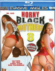 Horny Black Mothers 8 Blu-ray Movie